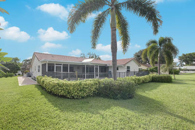 Boca Raton Single Family Home Contingent: 2900 NW 23rd Court