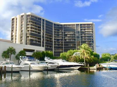 Highland Beach Condo For Sale: 4740 S Ocean Boulevard #116