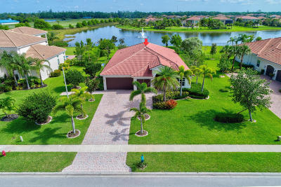 Palm Beach Gardens Single Family Home Contingent: 11145 Rockledge View Drive