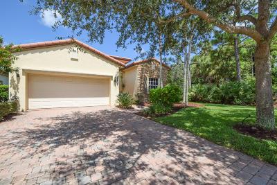 Palm Beach Gardens Single Family Home For Sale: 2023 Graden Drive