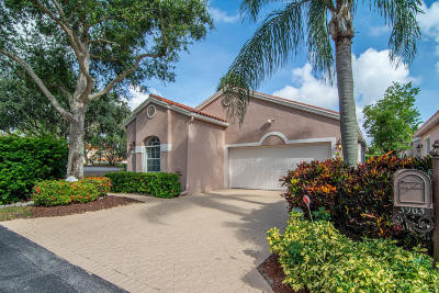 Boca Raton Single Family Home Contingent: 3963 Redondo Court