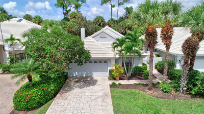 West Palm Beach Single Family Home For Sale: 9111 Baybury Lane