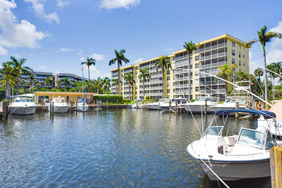 Delray Beach Condo For Sale: 1 Harbourside Drive #1602