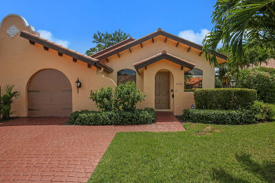 Delray Beach Single Family Home For Sale: 5122 Cortez Court