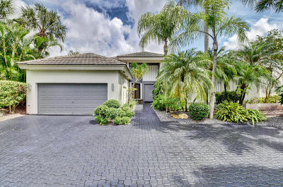 Boca Raton Single Family Home For Sale: 7599 Rexford Road