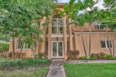 North Palm Beach Townhouse For Sale: 11081 Ellison Wilson Road #A