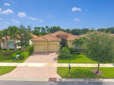 Port Saint Lucie Single Family Home For Sale: 10143 SW Visconti Way