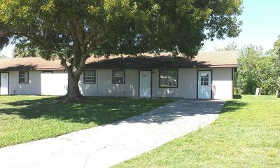 Okeechobee Single Family Home For Sale: 4385 SE 49th Court