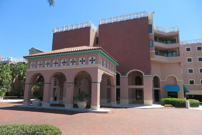 Mizner Court, Mizner Court Cond I, Mizner Court Condo, Mizner Court Condominium Condo For Sale: 120 SE 5th Avenue #232