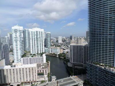Miami Condo For Sale: 465 Brickell Avenue #3204