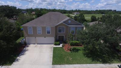 Vero Beach Single Family Home For Sale: 5953 Ridge Lake Circle