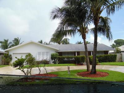 Boynton Beach Single Family Home For Sale: 1381 SW 27 Avenue