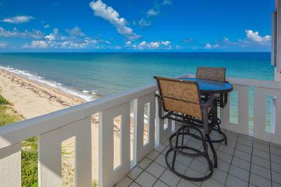 Palm Beach Condo For Sale: 3450 S Ocean Boulevard #808