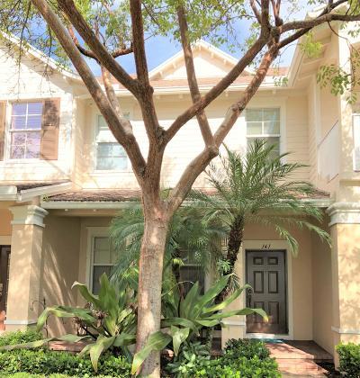 Botanica Rental For Rent: 141 E Thatch Palm Circle