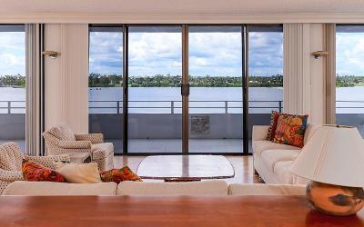 Palm Beach Condo For Sale: 2784 S Ocean Boulevard #501s