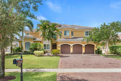 Boynton Beach Single Family Home For Sale: 8638 Daystar Ridge Point