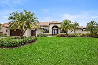 Boca Raton Single Family Home For Sale: 17727 Litten Drive