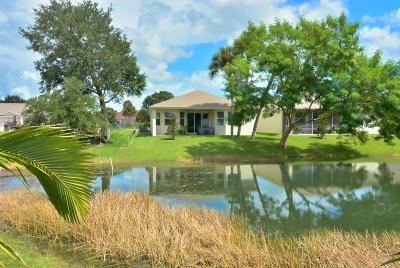 Vero Beach Single Family Home For Sale: 7419 Oakridge Place