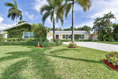 Palm Beach Gardens Single Family Home For Sale: 4089 Lakespur Circle S