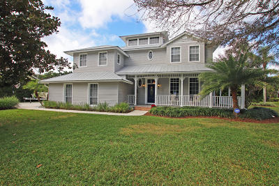 Jupiter Single Family Home For Sale: 5981 Whitetail Lane