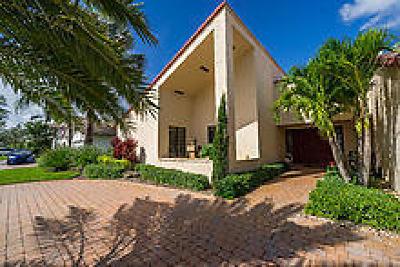 Boynton Beach Single Family Home For Sale: 2555 SW 23rd Cranbrook Drive