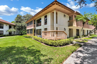 Palm Beach Gardens Single Family Home For Sale: 134 Brackenwood Road #134