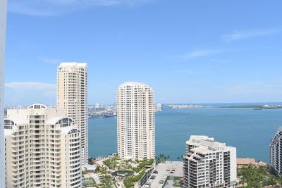 Miami Condo For Sale: 801 Brickell Key Boulevard #3312