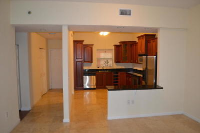 West Palm Beach Condo Contingent: 1610 Presidential Way #107