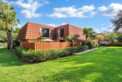 Jupiter Townhouse For Sale: 2517 25th Court
