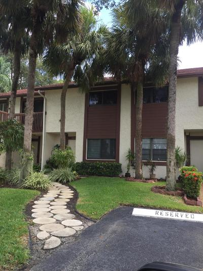 Boca Raton Townhouse For Sale: 23145 Barwood Park Lane #B