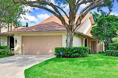 Jupiter Single Family Home For Sale: 243 E River Park Drive