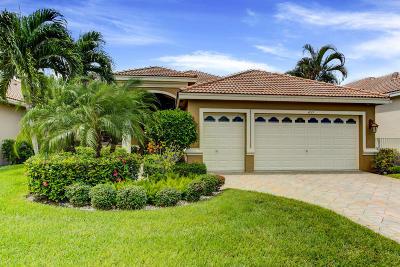 Wellington Single Family Home For Sale: 4139 Laurel Estates Way