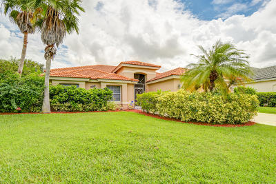 Port Saint Lucie Single Family Home For Sale: 421 SW Crabapple Cove