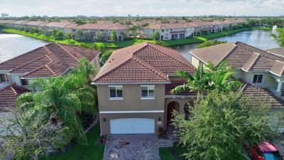 Riviera Beach Single Family Home For Sale: 1080 Center Stone Lane