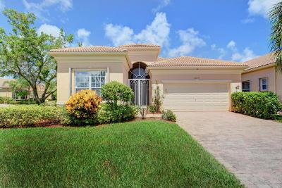 Delray Beach Single Family Home For Sale: 7075 Vivaldi Lane