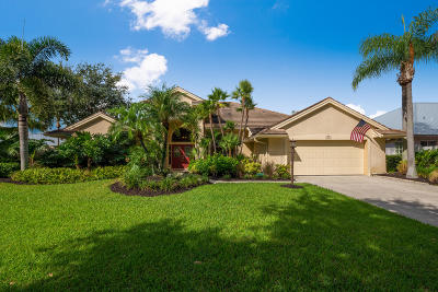 Palm City Single Family Home For Sale: 785 SW Lighthouse Drive