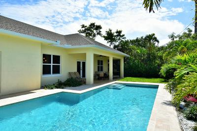 West Palm Beach Single Family Home For Sale: 376 Forest Hill Boulevard