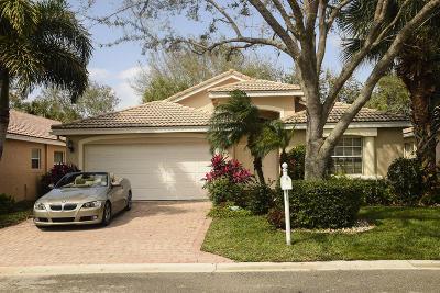 Delray Beach Single Family Home For Sale: 6855 Viale Elizabeth