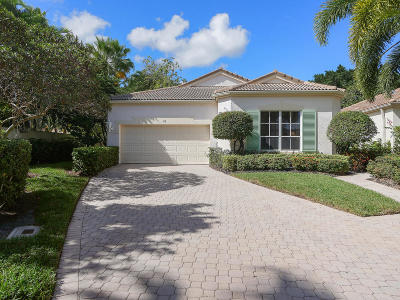 Palm Beach Gardens Single Family Home For Sale: 316 Sunset Bay Lane