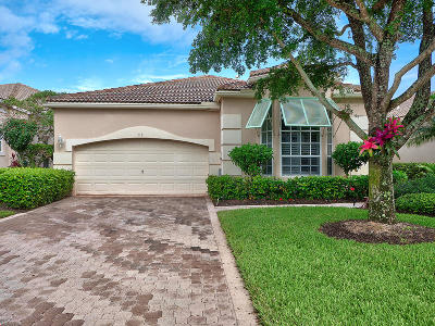 Palm Beach Gardens Single Family Home For Sale: 118 Sunset Cove Lane