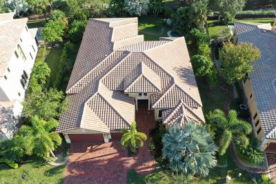 Parkland Single Family Home For Sale: 9810 Bay Leaf Court