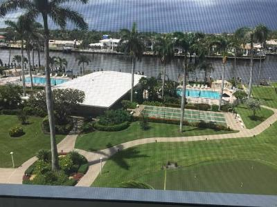 Highland Beach Condo For Sale: 3224 S Ocean Boulevard #612b