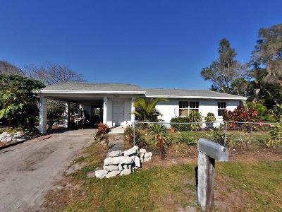 Fort Pierce Single Family Home For Sale: 2802 Avenue B