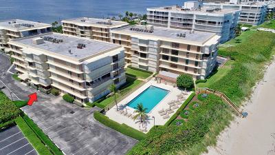Palm Beach Condo For Sale: 3200 S Ocean Boulevard #A102