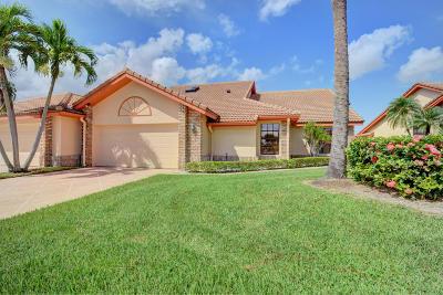 Boynton Beach Single Family Home For Sale: 7321 Hearth Stone Avenue