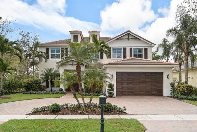 Royal Palm Beach Single Family Home For Sale: 9370 Madewood Court