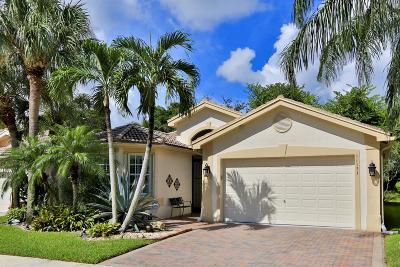 Boynton Beach Single Family Home For Sale: 11173 Kapalua Way
