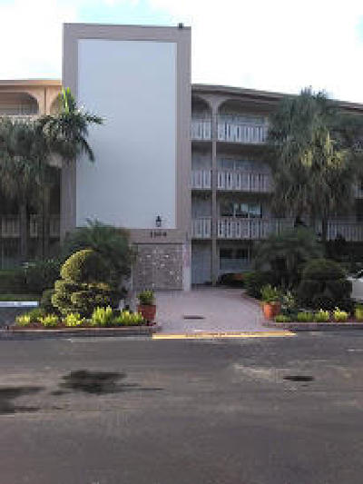 Coconut Creek Condo For Sale: 3304 Aruba Way #E4