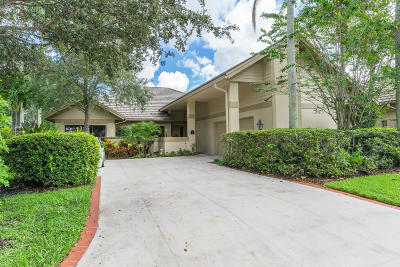 Palm Beach Gardens Single Family Home For Sale: 156 Coventry Place