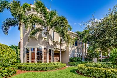 Palm Beach Gardens Single Family Home For Sale: 1141 San Michele Way